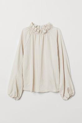 88245018 Skjorter og bluser – Shop de seneste trends online | H&M DK