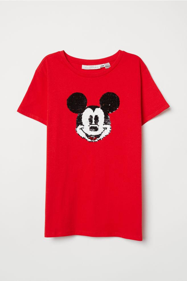 9b8f711f2c2 T-shirt met motief