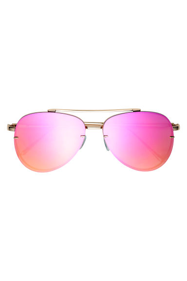 Sunglasses - Petrol/Pink -  | H&M IE