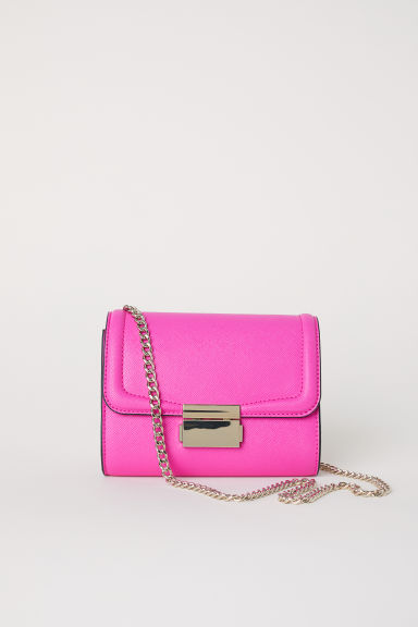 Small shoulder bag - Magenta - Ladies | H&M CN