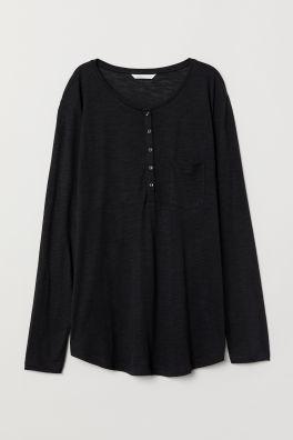 b74da8b451f354 Women's Long sleeve tops - Shop fashion online | H&M