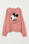 Rose ancien/Mickey