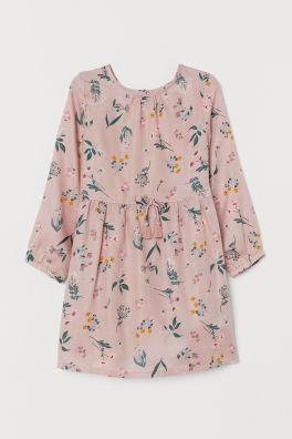67e73954 Sukienki i spódnice dziewczęce – szeroki wybór | H&M PL