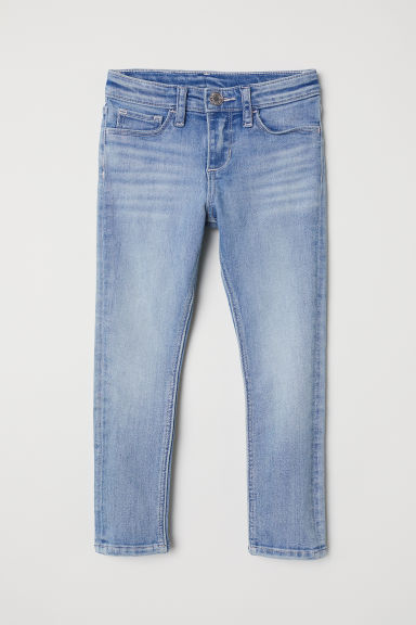 Superstretch Skinny Fit Jeans - Light blue -  | H&M CN
