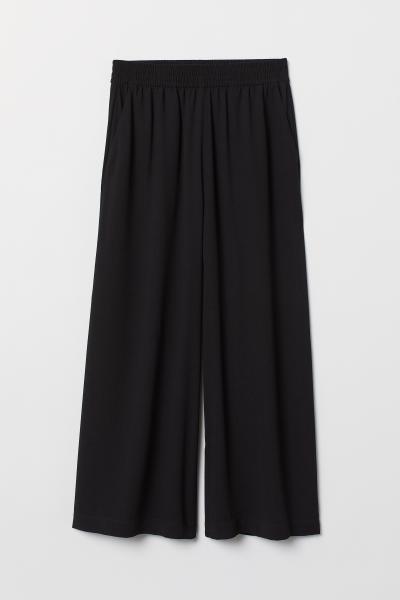 H&M - Pantalón tobillero sin cierre - 5