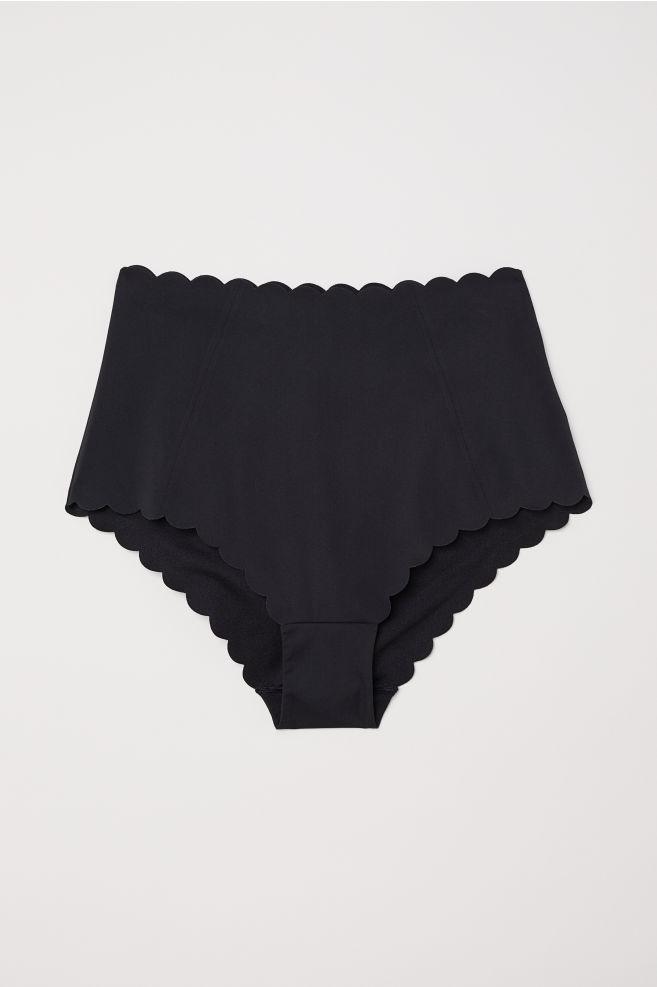 c2e63596b2d Bikini bottoms High Waist - Black - Ladies   H&M ...