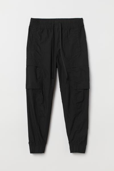 H&M - Pantalón cargo de algodón - 5