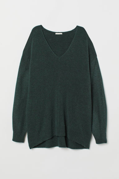Fine-knit Sweater