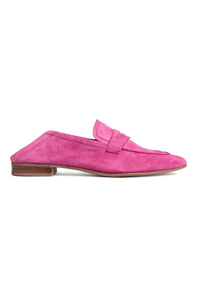 Loafers - Kersenrood - DAMES | H&M BE