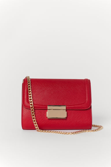 Small shoulder bag - Bright red - Ladies | H&M