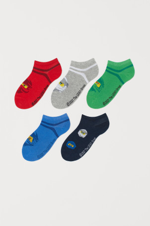 5er-Pack Kurzsocken