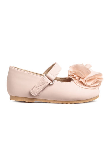 Ballet pumps - Powder pink - Kids | H&M