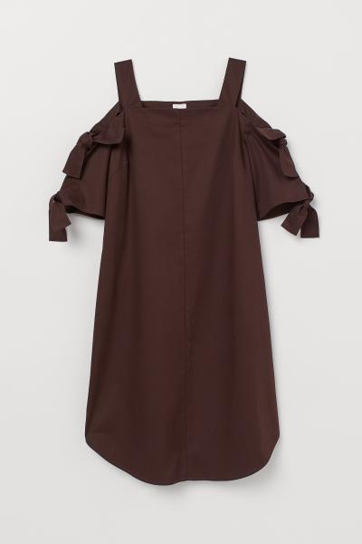 H&M - Vestido hombros cut-out - 5