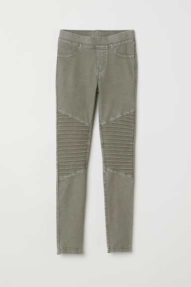 Treggings - Verde kaki - BAMBINO | H&M IT