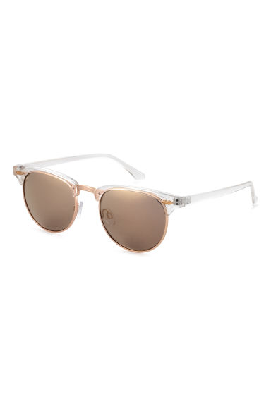 Sunglasses - Gold - Ladies | H&M CN