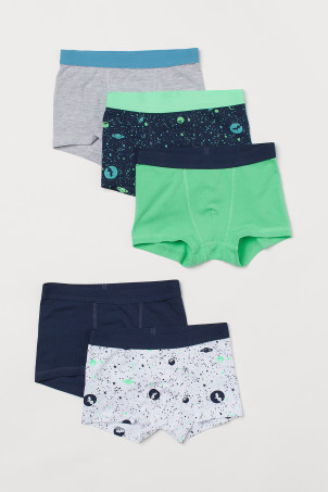 5-pack boxer shorts