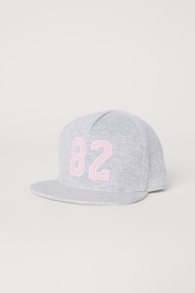 Cap - Light grey -  | H&M