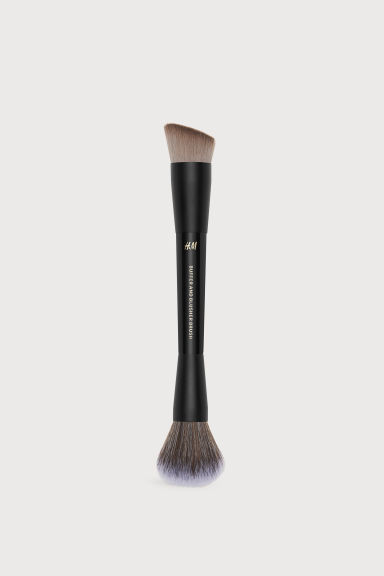 Buffer and Blusher Brush - Black -  | H&M US