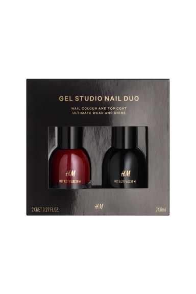 Gel nagellak en topcoat - Bowl of cherries -  | H&M BE