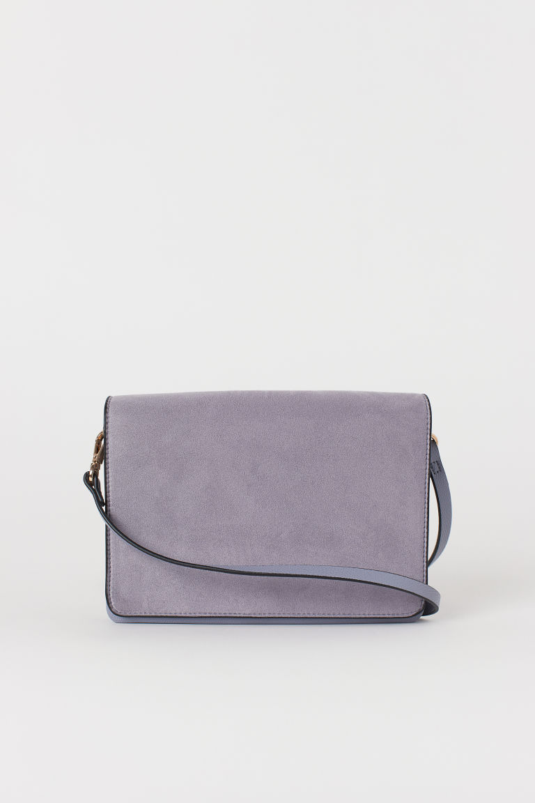 Shoulder bag - Dusky blue - Ladies | H&M