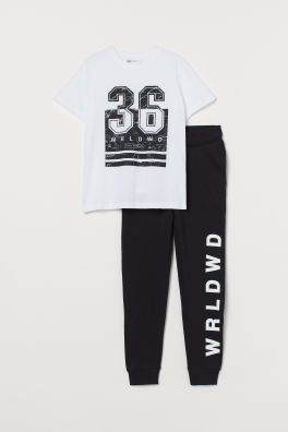 709a3d47 Boys Pants 8-14+ years - Shop boys clothing online | H&M US
