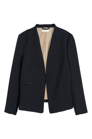 Jacket - Dark blue -  | H&M