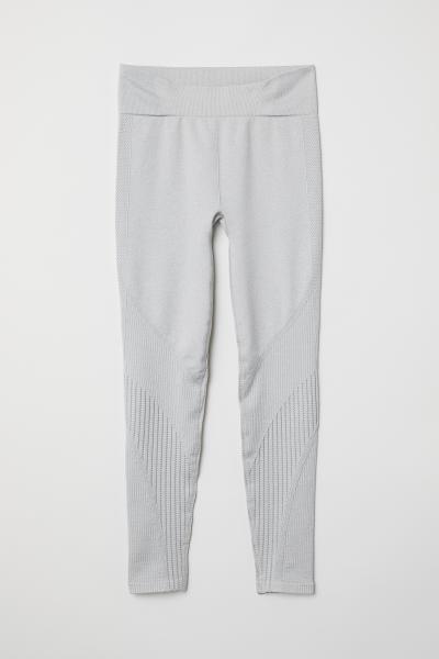 H&M - Seamless sports tights - 5