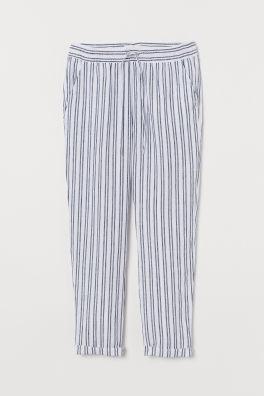 d6da4d05c9b Свободен панталон от лен. ЗАПАЗЕТЕ В ЛЮБИМИ