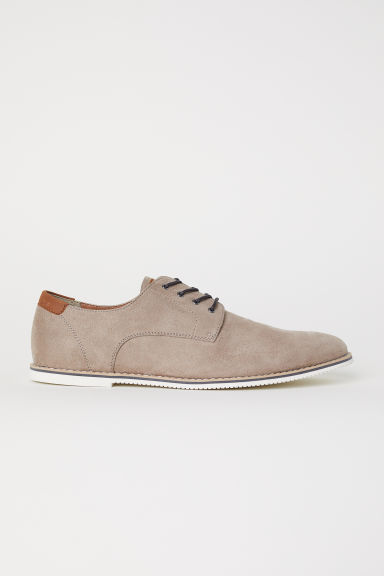 Derby shoes - Mole - Men | H&M CN