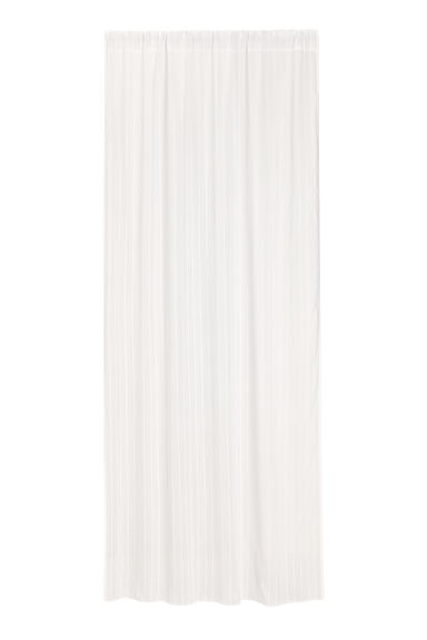 2-pack curtain lengths - White -  | H&M CN