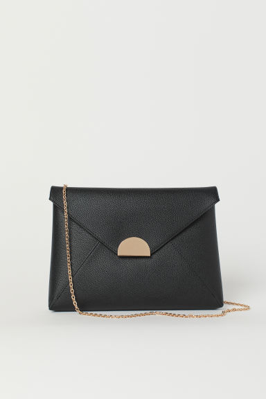 Large clutch bag - Black - Ladies | H&M