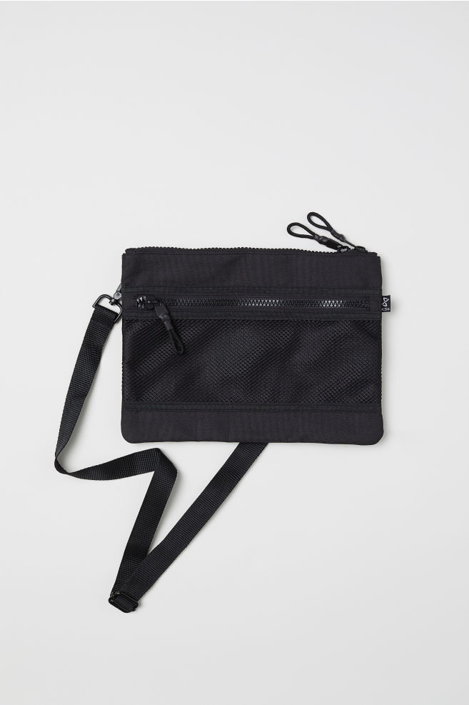 Small Shoulder Bag - Black - Men  082990affbcac