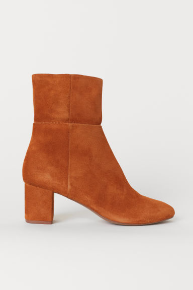 Ankle boots - Light brown - Ladies | H&M