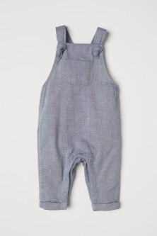 Overalls i bomuld