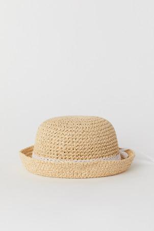 233d4bb33 Klobúky a čiapky pre ženy | Letné, klasické klobúky a ďalšie | H&M SK