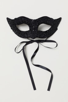 Fancy dress mask