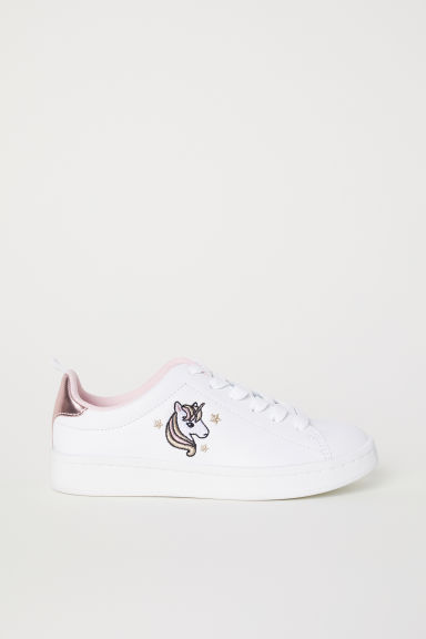 Trainers - White/Unicorn - Kids | H&M CN