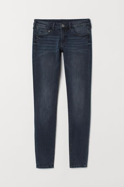 H&M - Super Skinny Low Jeans - 1
