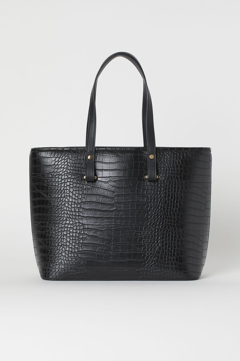 Handbag - Black - Ladies | H&M IN