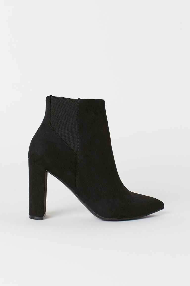 Ankle Boots - Black - Ladies | H&M US