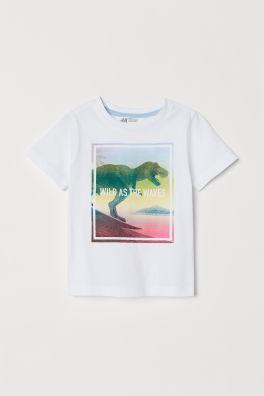 b8bdb3353cc69 Printed T-shirt