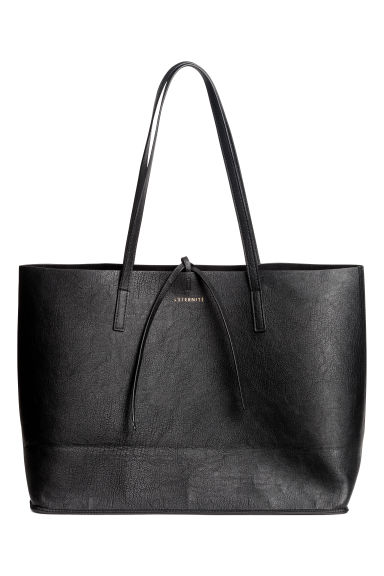 Reversible shopper - Black - Ladies | H&M