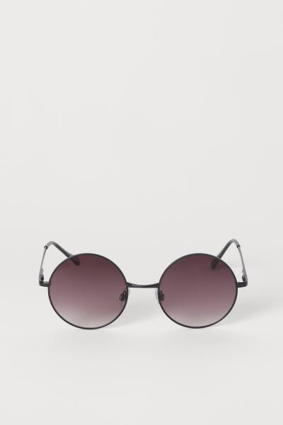 765c03e21 Slnečné okuliare - čierna - | H&M ...