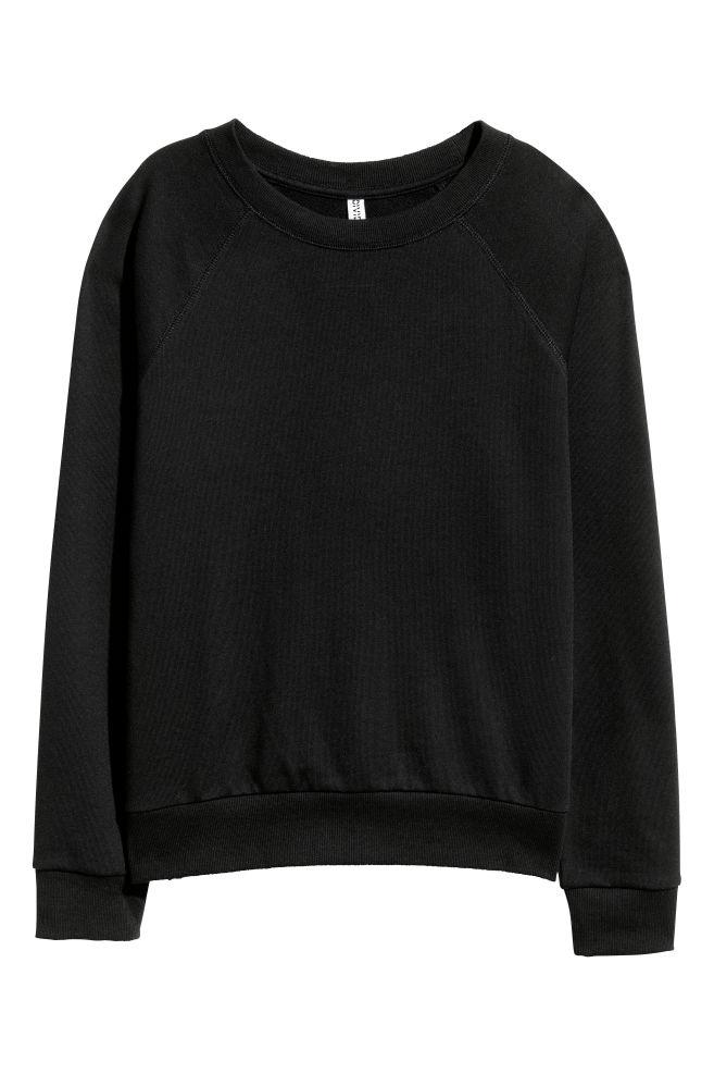 6818092f7f67 Sweatshirt - Black -