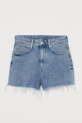 206b2e0a4dd1 Shorts For Women | Denim, High-Waisted & Cargo | H&M GB