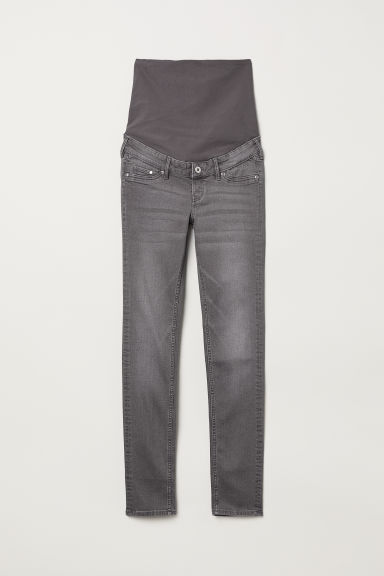 MAMA Skinny Jeans - Gray - Ladies | H&M US