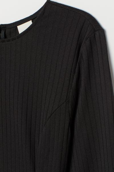 H&M - Robe côtelée - 6