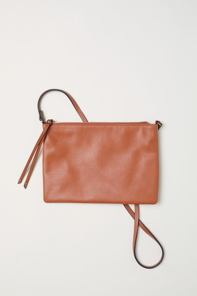 Small shoulder bag - Cognac brown -  | H&M