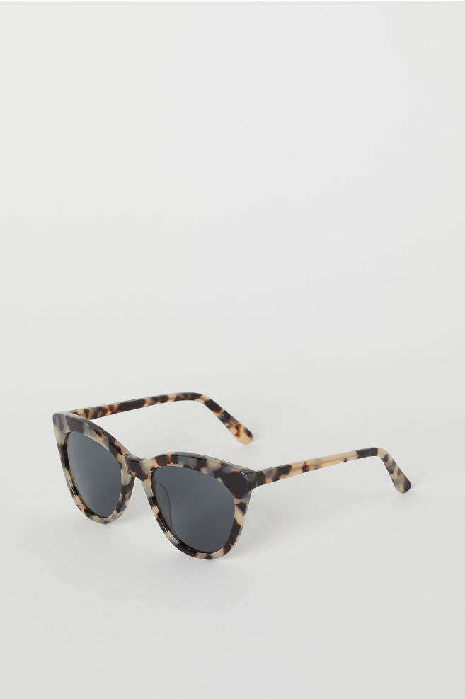 f29a0572c Polarized Sunglasses - Beige/patterned - Ladies | H&M ...
