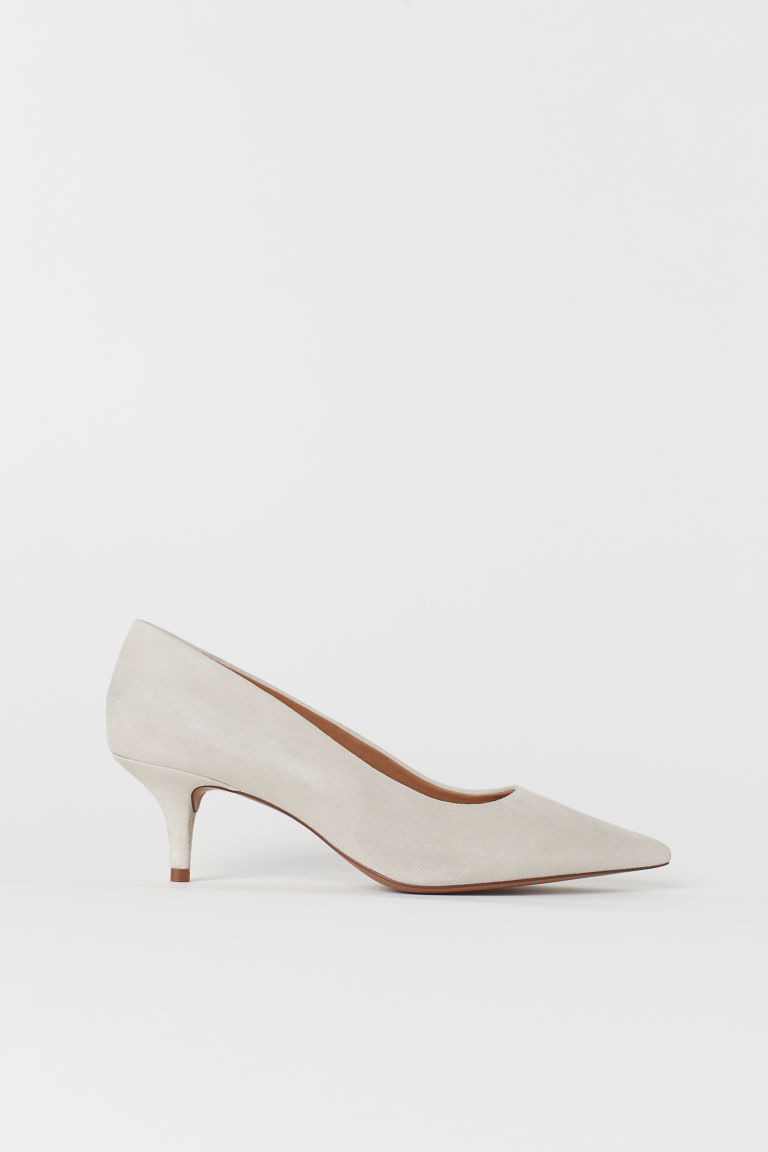 Court shoes - Light mole - Ladies | H&M